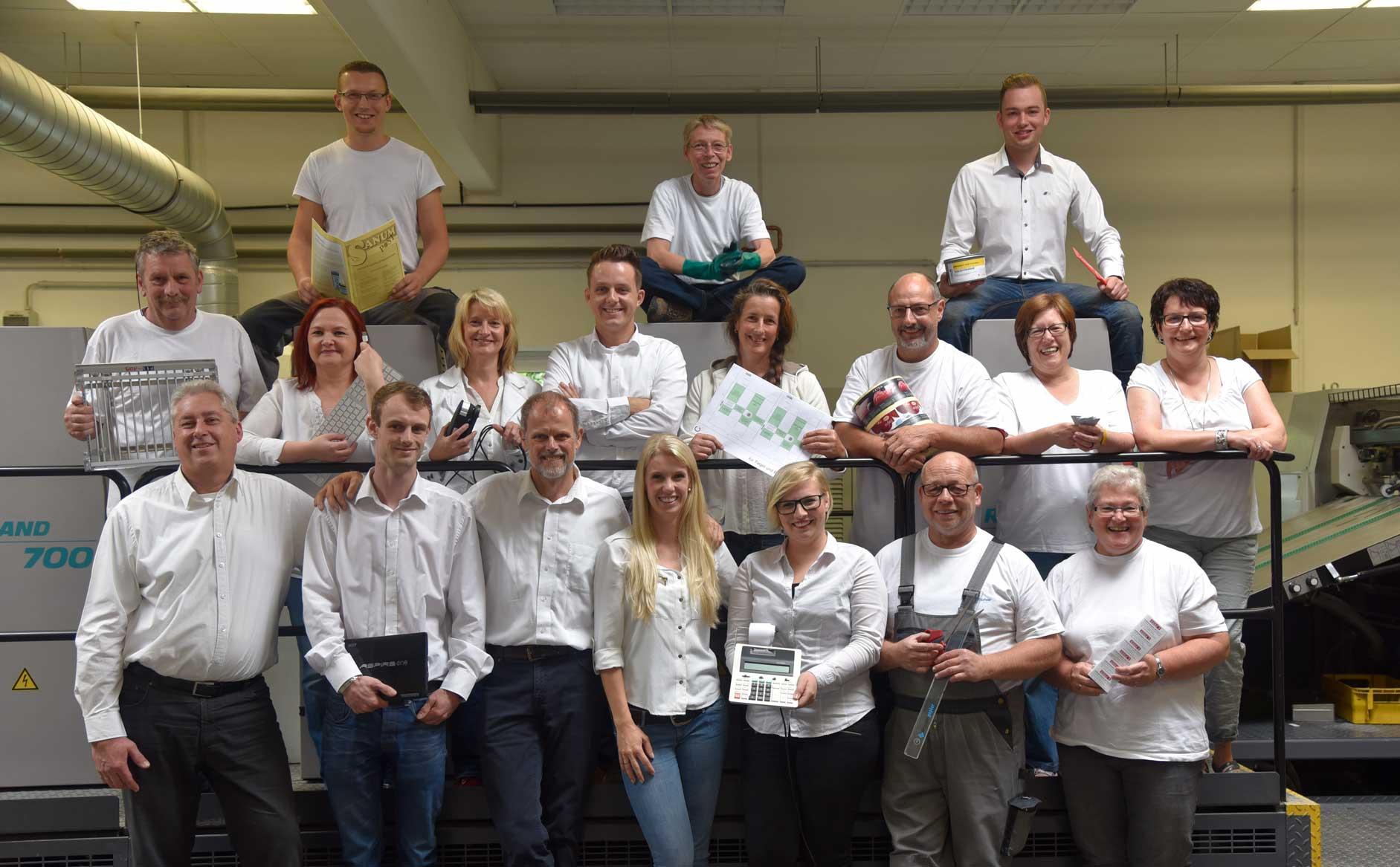 Druckerei Prettenhofer | Team