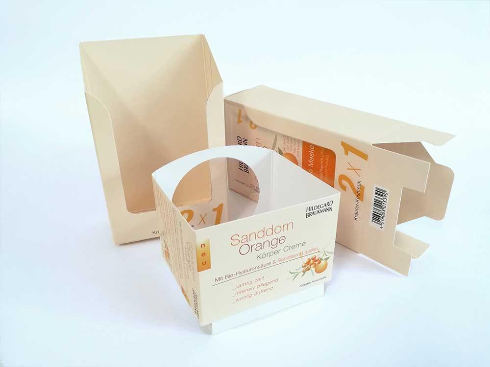 Druckerei Prettenhofer Produkt | Faltschachtel